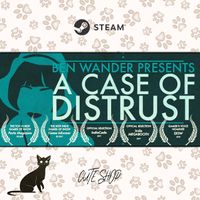 🔑A Case of Distrust [SteamKey\RegionFree\InstantDelivery]