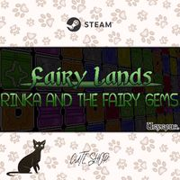 🔑Fairy Lands: Rinka and the Fairy Gems [SteamKey\RegionFree\InstantDelivery]