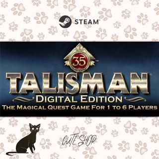 🔑Talisman: Digital Edition + 3 DLC [SteamKey\RegionFree\InstantDelivery]