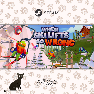 🔑When Ski Lifts Go Wrong [SteamKey\RegionFree\InstantDelivery]