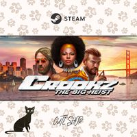 🔑Crookz - The Big Heist [SteamKey\RegionFree\InstantDelivery]