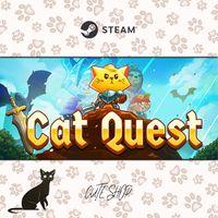 🔑Cat Quest [SteamKey\RegionFree\InstantDelivery]