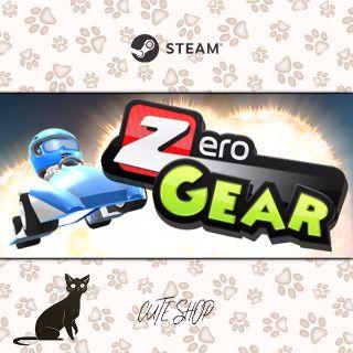 🔑Zero Gear [SteamKey\RegionFree\InstantDelivery]