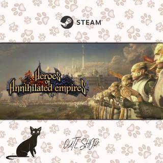 🔑Heroes of Annihilated Empires [SteamKey\RegionFree\InstantDelivery]