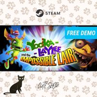 🔑Yooka-Laylee and the Impossible Lair [SteamKey\RegionFree\InstantDelivery]