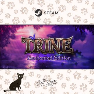 🔑Trine Enchanted Edition + 2 GAMES [SteamKey\RegionFree\InstantDelivery]
