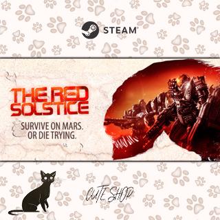 🔑The Red Solstice [SteamKey\RegionFree\InstantDelivery]