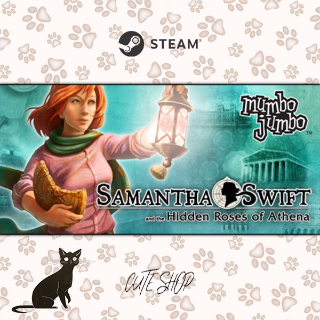 🔑Samantha Swift and the Hidden Roses of Athena [SteamKey\RegionFree\InstantDelivery]