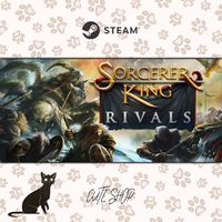 🔑Sorcerer King: Rivals [SteamKey\RegionFree\InstantDelivery]