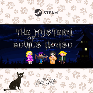 🔑The Mystery of Devils House [SteamKey\RegionFree\InstantDelivery]