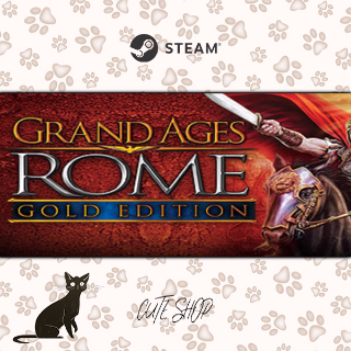 🔑Grand Ages: Rome GOLD [SteamKey\RegionFree\InstantDelivery]