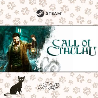 🔑Call of Cthulhu [SteamKey\RegionFree\InstantDelivery]