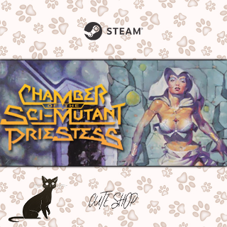 🔑Chamber of the Sci-Mutant Priestess [SteamKey\RegionFree\InstantDelivery]
