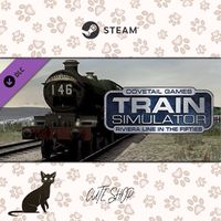 🔑Train Simulator: Riviera Line in the Fifties: Exeter - Kingswear Route Add-On [SteamKey\RegionFree\InstantDelivery]