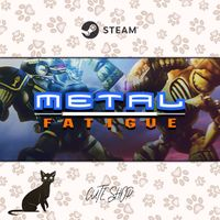 🔑Metal Fatigue [SteamKey\RegionFree\InstantDelivery]