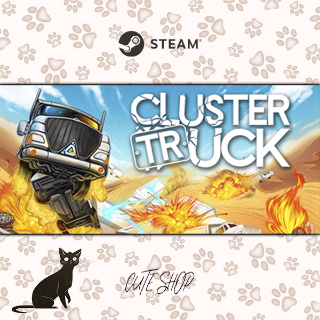 🔑Clustertruck [SteamKey\RegionFree\InstantDelivery]