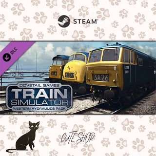 🔑Train Simulator: Western Hydraulics Pack Add-On [SteamKey\RegionFree\InstantDelivery]