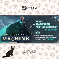 🔑Whispers of a Machine [SteamKey\RegionFree\InstantDelivery]