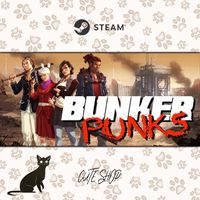 🔑Bunker Punks [SteamKey\RegionFree\InstantDelivery]