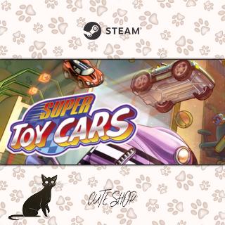 🔑Super Toy Cars [SteamKey\RegionFree\InstantDelivery]
