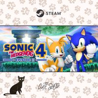 🔑Sonic the Hedgehog 4 - Episode II [SteamKey\RegionFree\InstantDelivery]