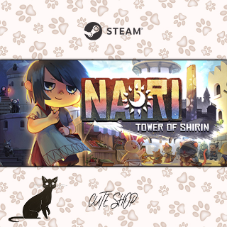 🔑NAIRI: Tower of Shirin [SteamKey\RegionFree\InstantDelivery]