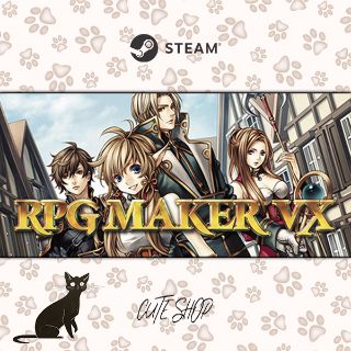 🔑RPG Maker VX [SteamKey\RegionFree\InstantDelivery]