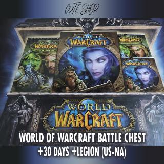 🔑World of Warcraft Battle Chest / WOW / (BATTLE.NET KEY) REGION US