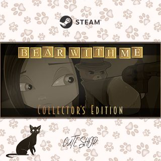 🔑Bear With Me - Collector's Edition [SteamKey\RegionFree\InstantDelivery]