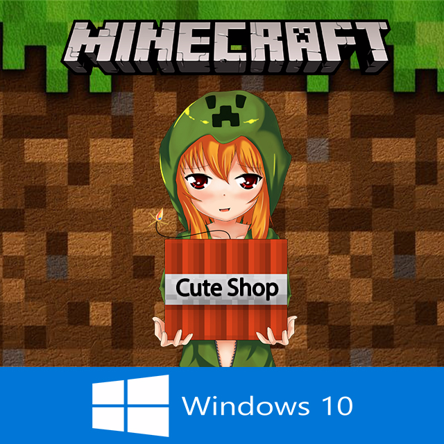 Minecraft Windows 10 Edition Key Instantdelivery Other