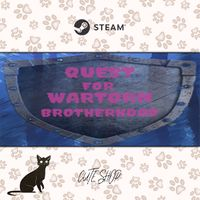 🔑Quest For Wartorn Brotherhood [SteamKey\RegionFree\InstantDelivery]