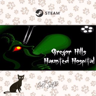 🔑Gregor Hills Haunted Hospital [SteamKey\RegionFree\InstantDelivery]