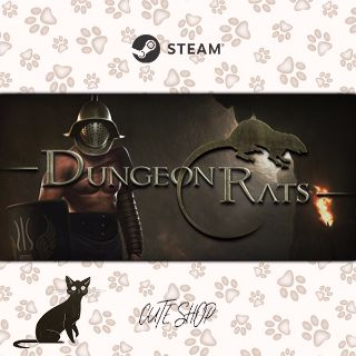 🔑Dungeon Rats [SteamKey\RegionFree\InstantDelivery]