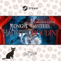 🔑Midnight Mysteries 4: Haunted Houdini [SteamKey\RegionFree\InstantDelivery]