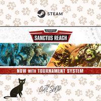 🔑Warhammer 40,000: Sanctus Reach [SteamKey\RegionFree\InstantDelivery]