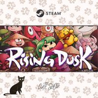🔑Rising Dusk [SteamKey\RegionFree\InstantDelivery]