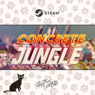 🔑Concrete Jungle [SteamKey\RegionFree\InstantDelivery]