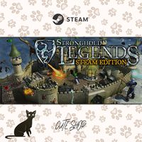 🔑Stronghold Legends: Steam Edition [SteamKey\RegionFree\InstantDelivery]