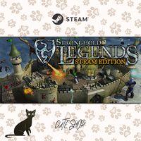🔑Stronghold Legends: Steam Edition [SteamKey\RegionFree\InstantDelivery]