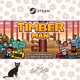 🔑Timberman [SteamKey\RegionFree\InstantDelivery]