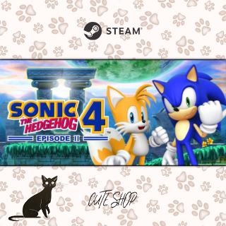 🔑Sonic the Hedgehog 4 - Episode II [SteamKey\RegionFree\InstantDelivery]
