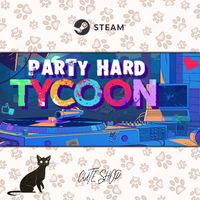 🔑Party Hard Tycoon [SteamKey\RegionFree\InstantDelivery]