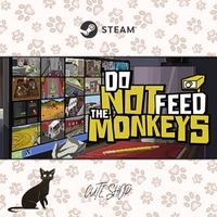 🔑Do Not Feed the Monkeys [SteamKey\RegionFree\InstantDelivery]