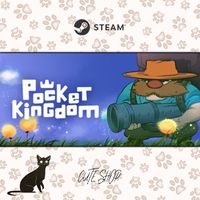 🔑Pocket Kingdom [SteamKey\RegionFree\InstantDelivery]