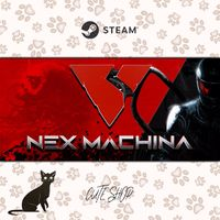 🔑Nex Machina [SteamKey\RegionFree\InstantDelivery]