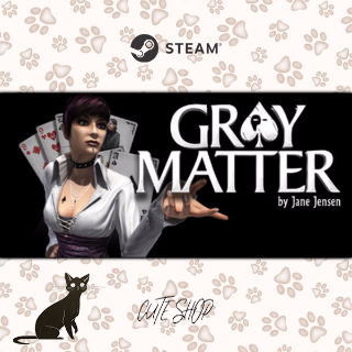 🔑Gray Matter [SteamKey\RegionFree\InstantDelivery]