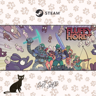 🔑Fluffy Horde [SteamKey\RegionFree\InstantDelivery]