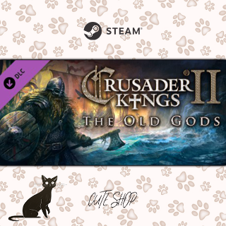 🔑Expansion - Crusader Kings II: The Old Gods [SteamKey\RegionFree\InstantDelivery]