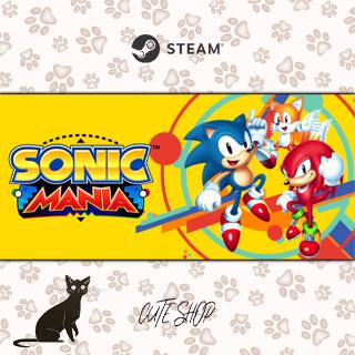🔑Sonic Mania + Encore DLC [SteamKey\RegionFree\InstantDelivery]