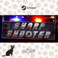 🔑SharpShooter3D [SteamKey\RegionFree\InstantDelivery]